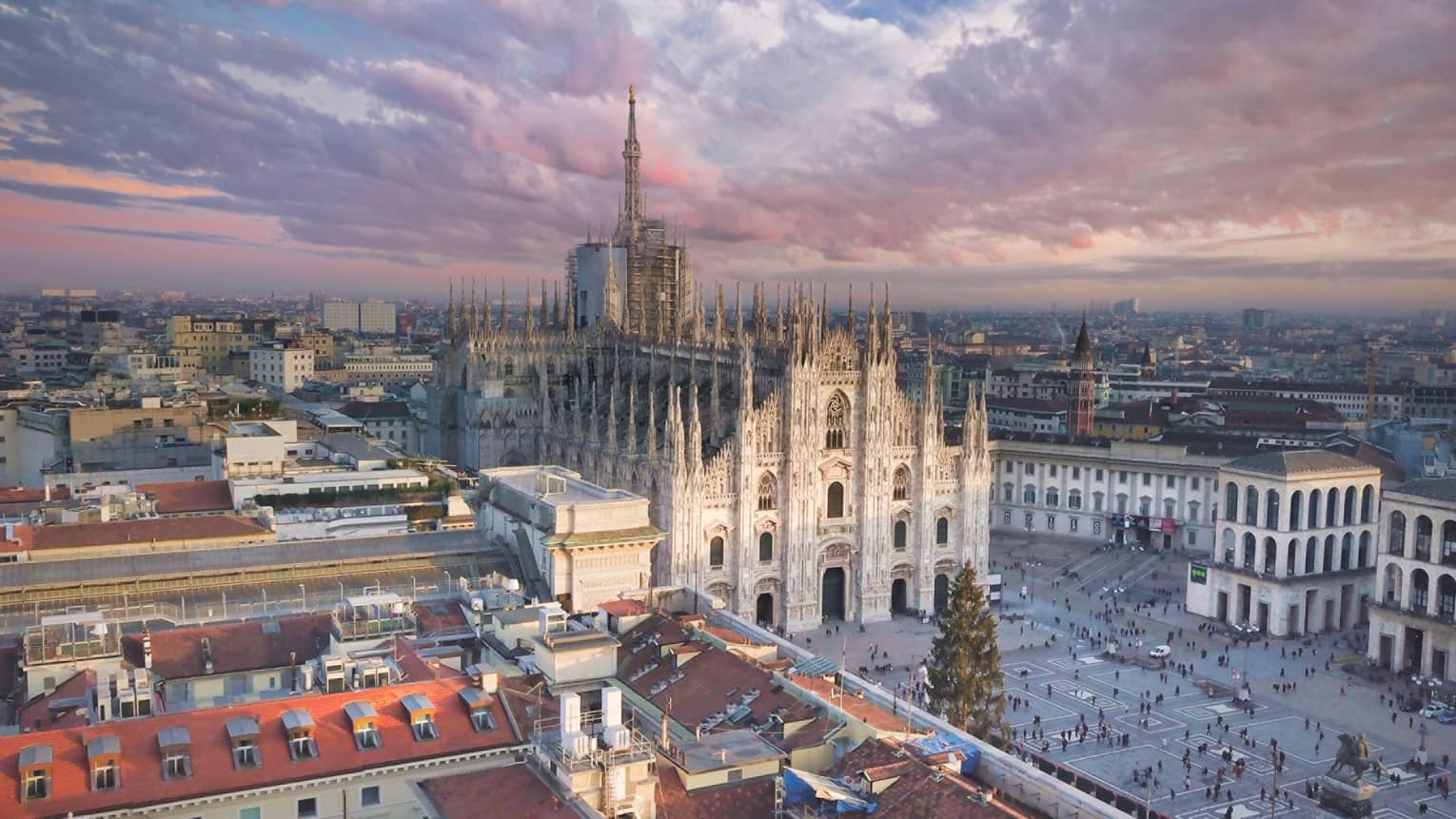 Milan world tourist place OVERRATED