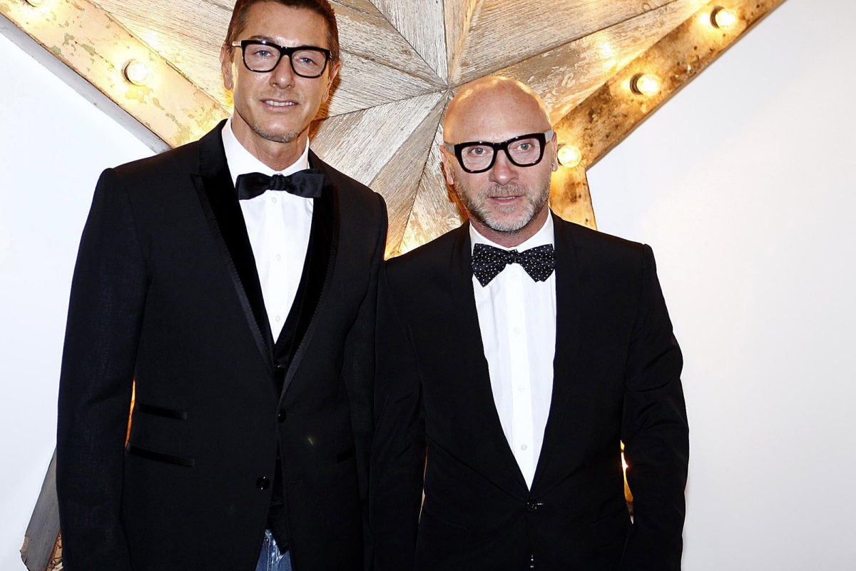 Dolce and Gabbana Had To Call off The Show After The Videos Got Viral