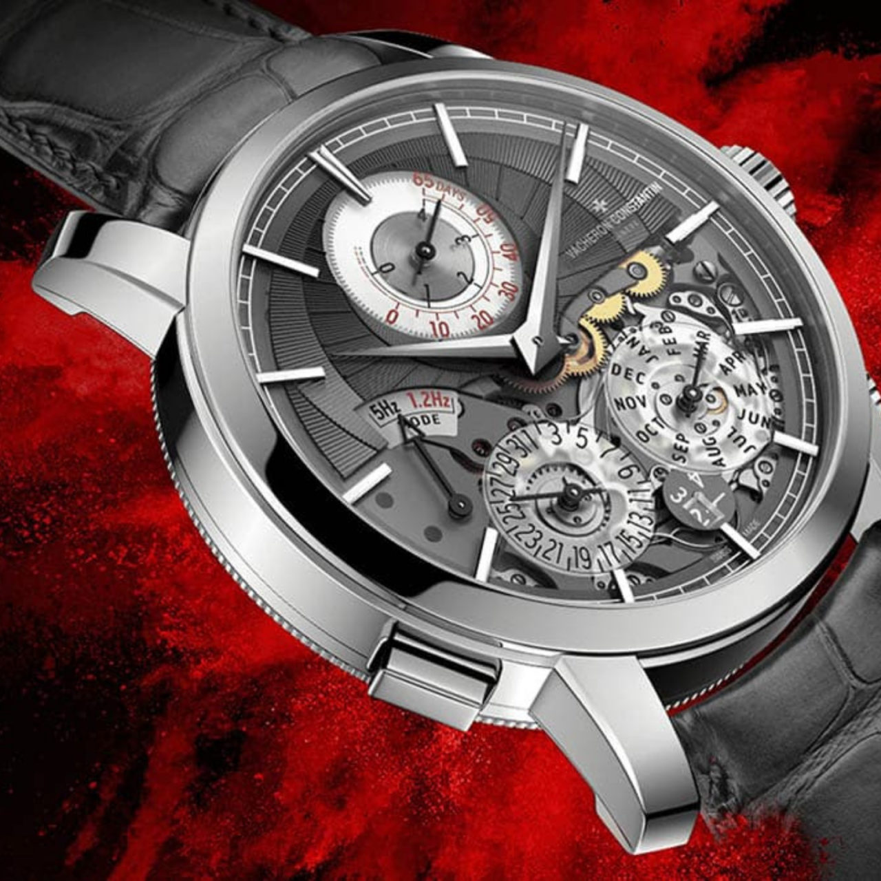 Vacheron Constantin New Invention Is Flouting Ground Records Of Exceptionality