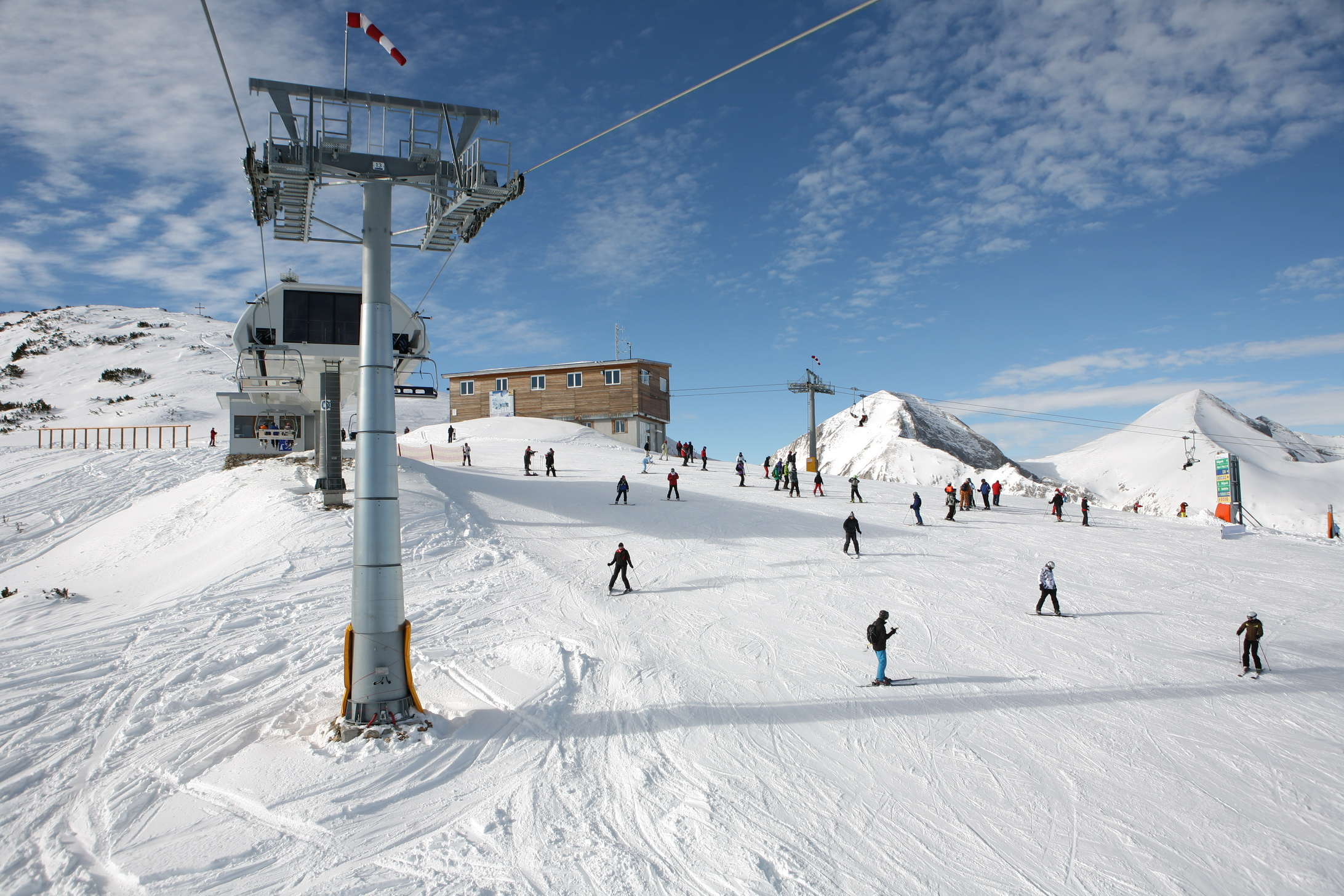 Bansko, Bulgaria In Winters