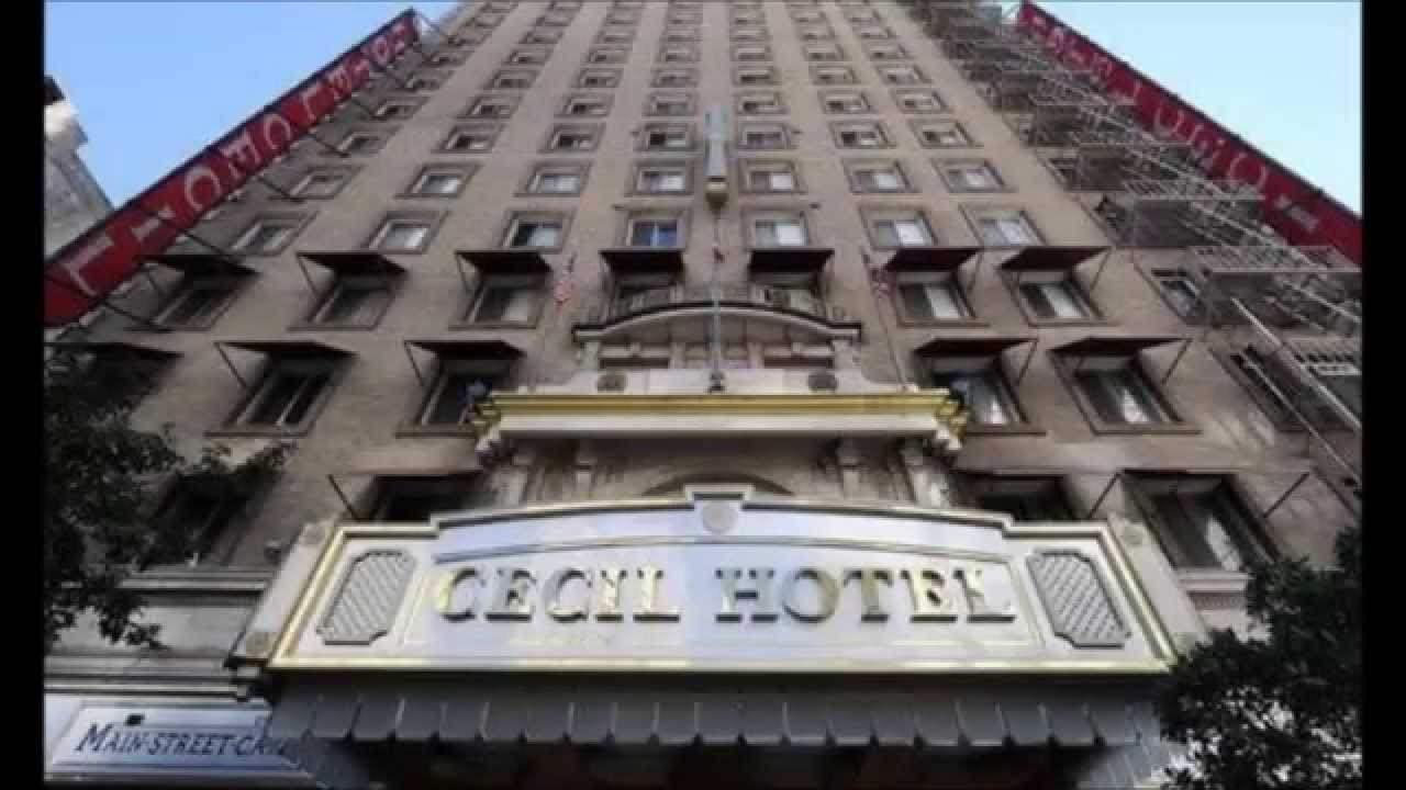 Cecil Hotel-Los Angeles
