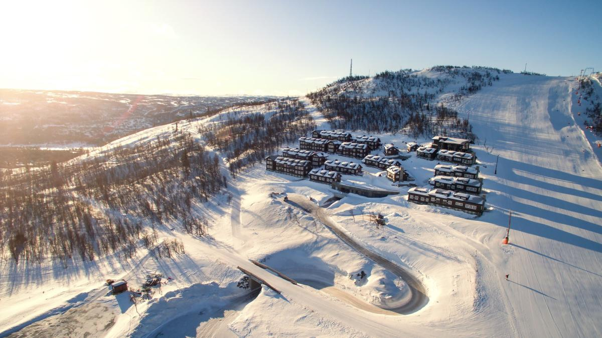 Geilo, Norway Winter