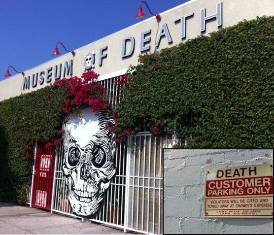 Museum of Death-California