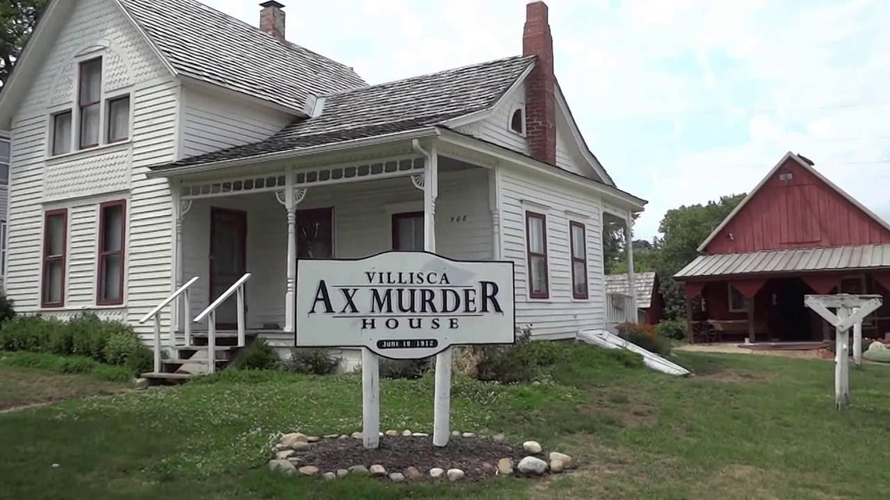 Villisca Axe Murder House-Lowa
