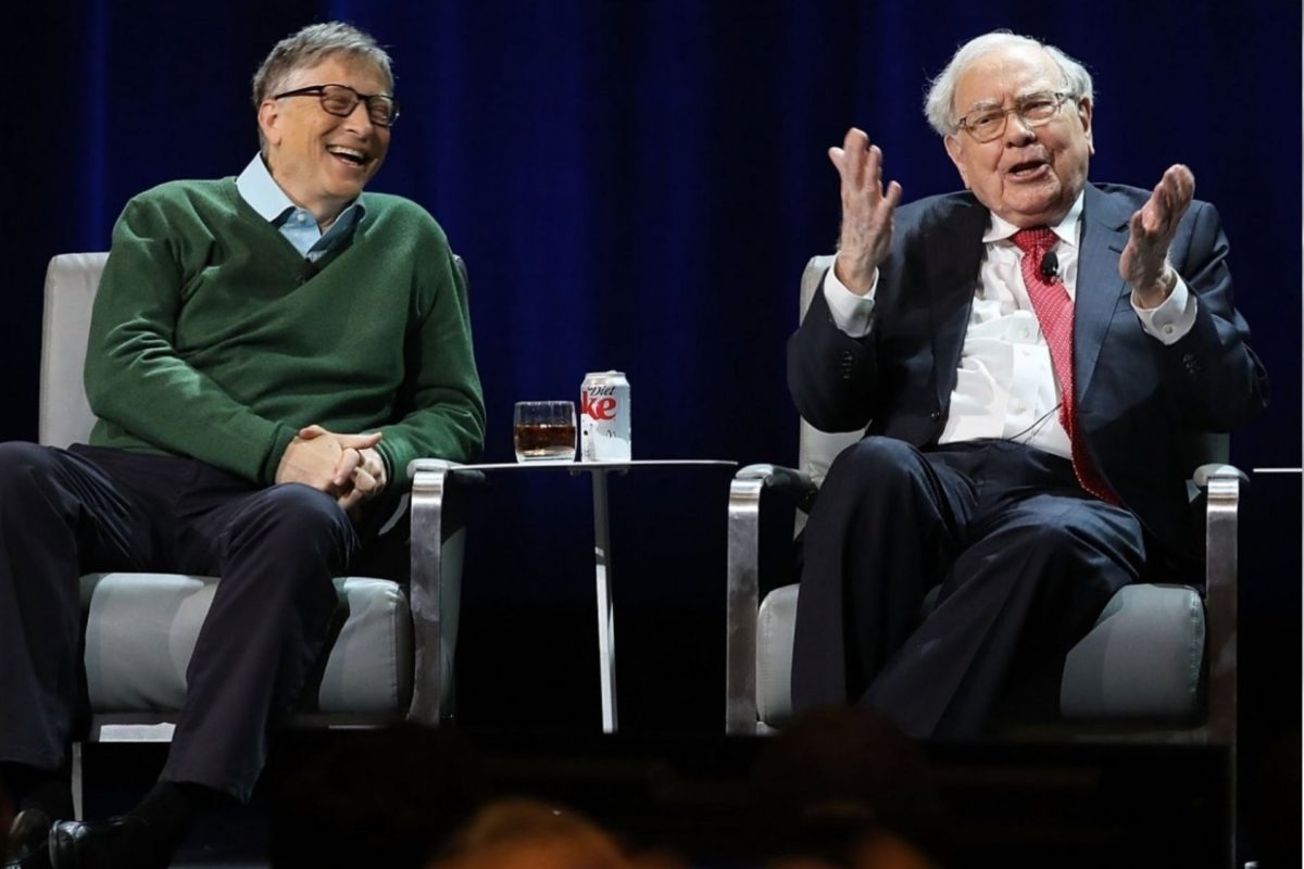 Warren Buffett & Bill Gates: Key Objectives For An Entrepreneur From The Masters Of Business