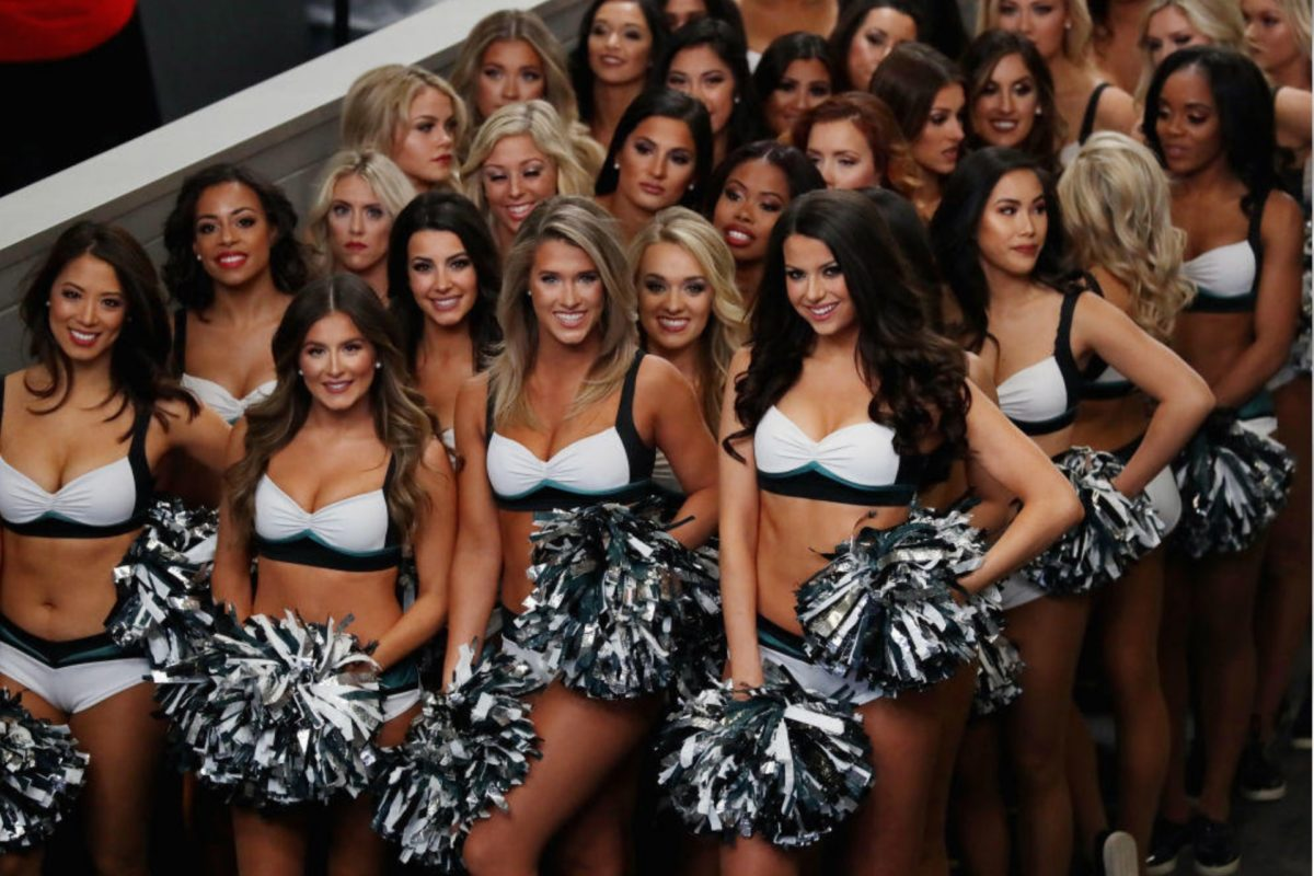 Not Only The Super Bowl Is Business But The Cheerleaders Also Enter A Million Dollars