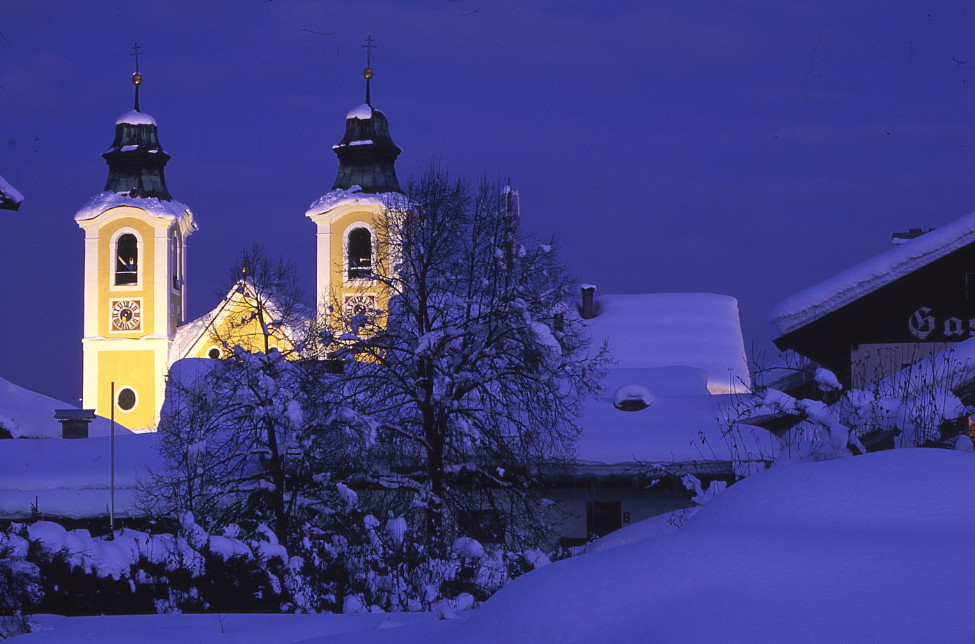 St Johann in Tirol, Austria