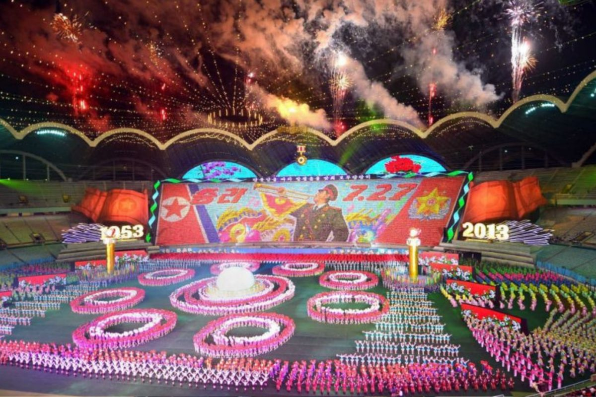 Why North Koreans Are Not Allowed To Party & Celebrate Festivals?
