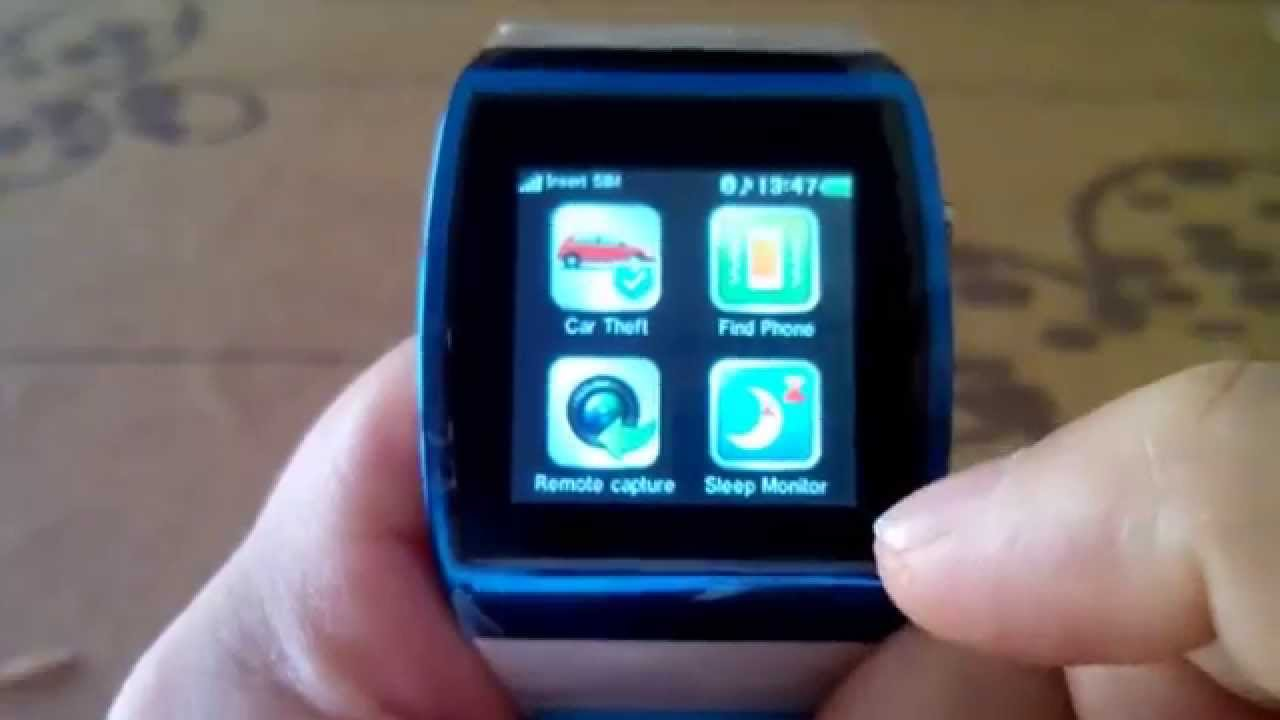 smartwatch u8 review