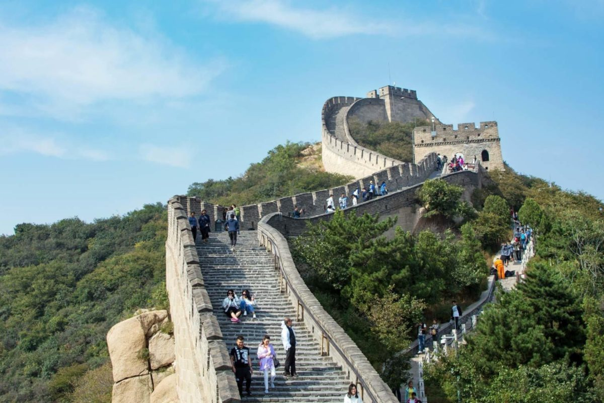 Badaling: The Most Visited And Best Preserved Sector Of The Great Wall Of China