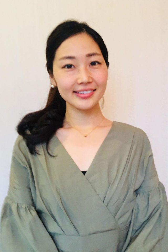 Eiko Kitagawa from Japan