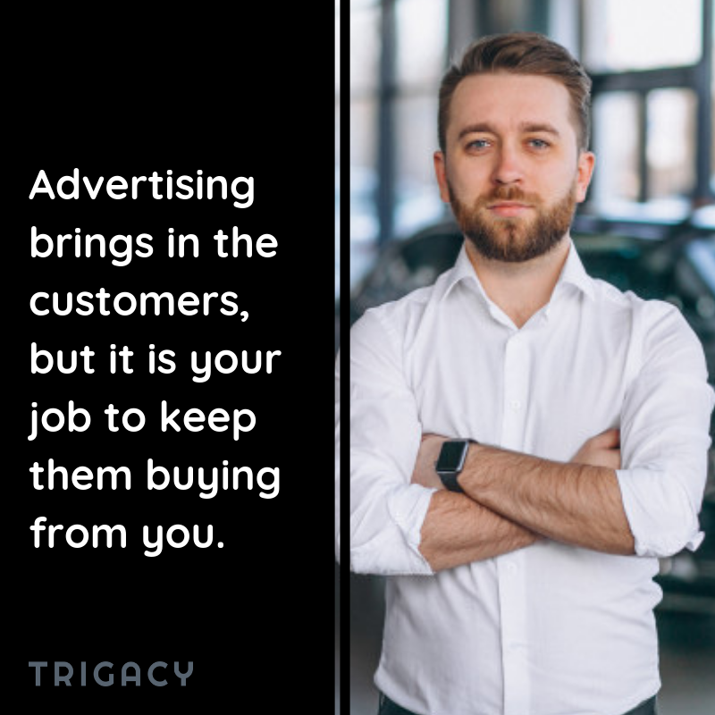 Trigacy Marketing Quote