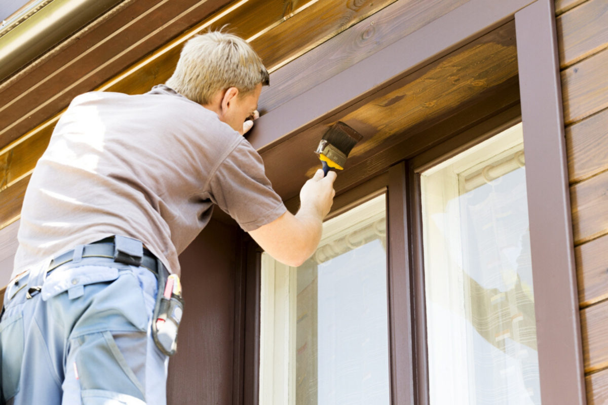 Exterior Painting: Common Paint Problems