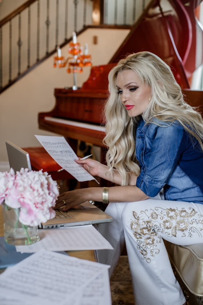 Vertsitle Entrepreneur Oksana
