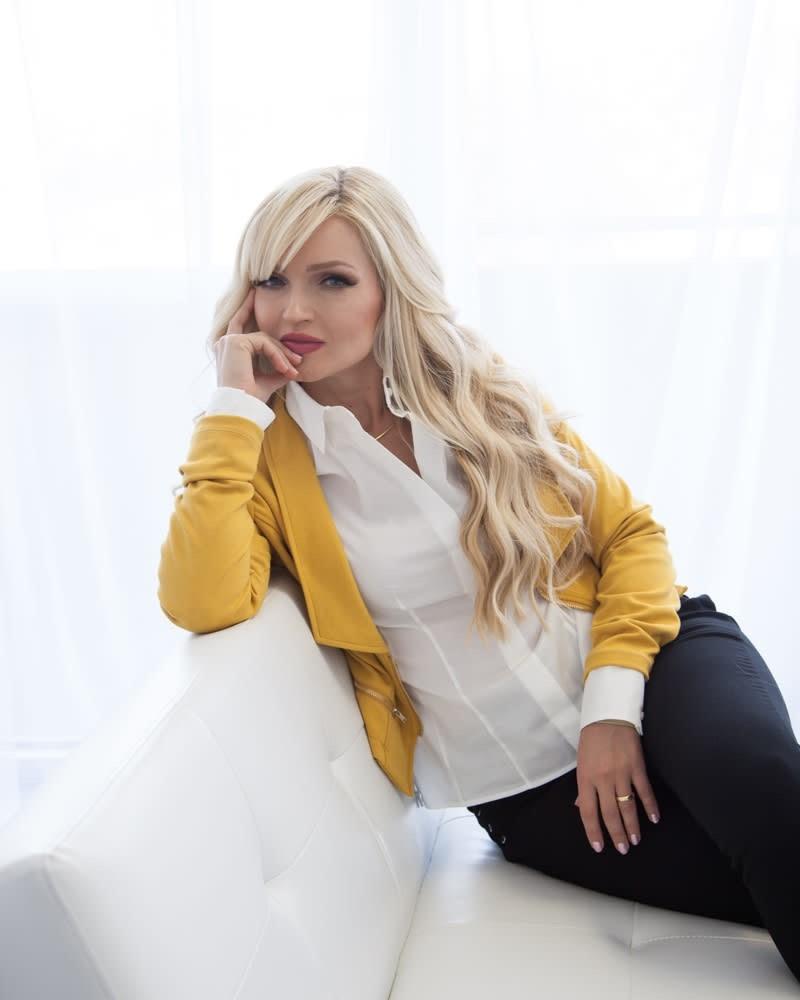 Oksana Entrepreneur