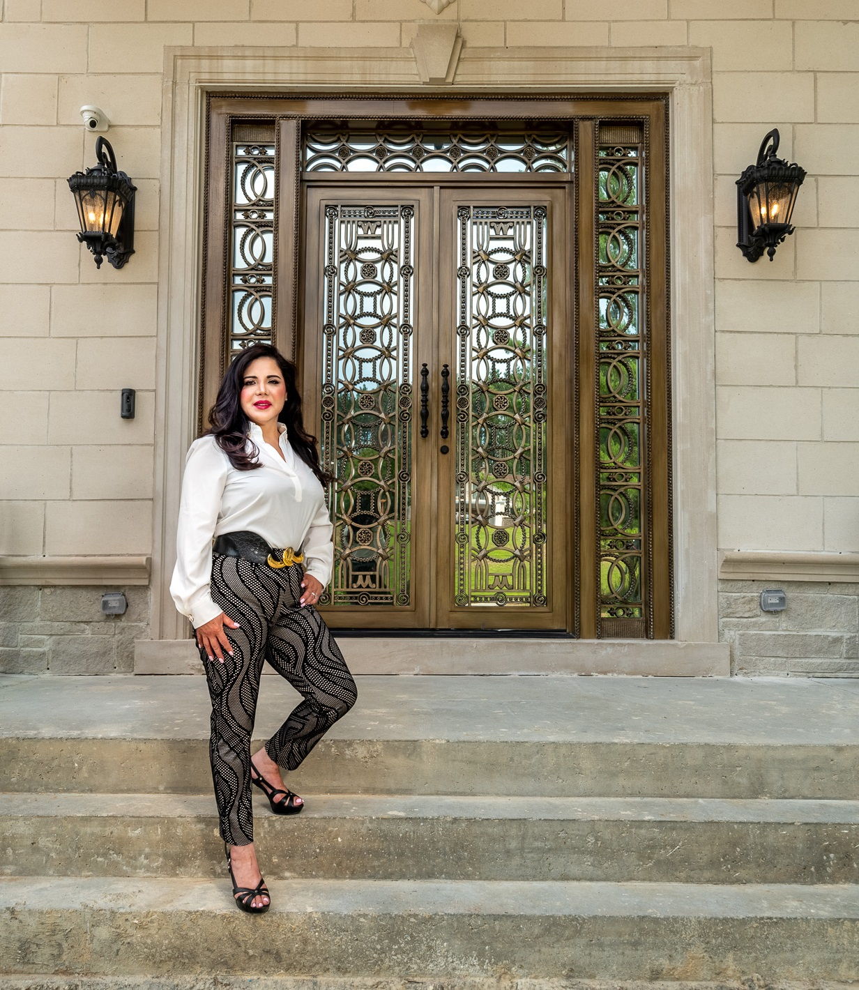 Nancy Saavedra entrepreneur
