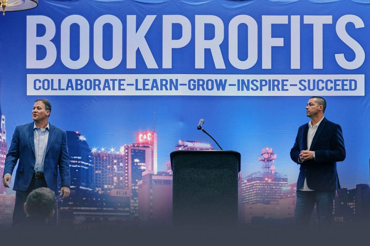 A Conversation with Book Profits Founder Jon Shugart and Luke Sample on Amazon FBA Success